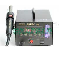 Cheap HOT sale !AOYUE 852A+ Hot Air Soldering Station SMD Rework Station Hot Air Gun 220V