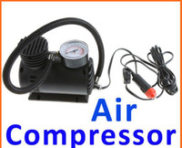Wholesale Portable Car air Compressor V Auto Electric Tire Inflator PSI