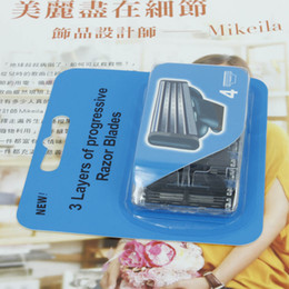 Wholesale Razor Blades Neatral Package blades M3 For man Cartridges pack