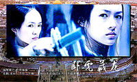 Wholesale DVD of movie Crouching Tiger Hidden Dragon oscar Director ang lee and oscar star zhangziyi does collective DVD DHL FREE shiping