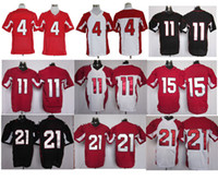 Wholesale 2013 New Season Mens Elite Jerseys with Embroidery Shirts Cardinals Team High Quality USA Football Sportswear On Sale