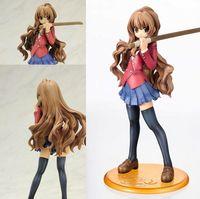 Multicolor aisaka taiga figure - Toradora Aisaka Taiga scale PVC Action Figure Model Toy