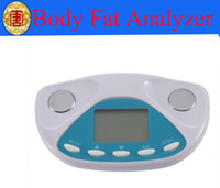 Wholesale Digital LCD Body Fat Analyzer Monitor Weight Loss Tester Controller BMI Measure