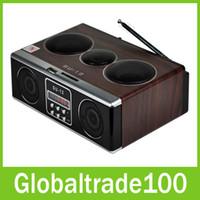 2 su12 - SU12 Mobile Speaker Mini Sound Box MP3 Player Boombox FM Radio SD Card Reader USB