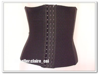Wholesale Waist Cinchers lines Hooks Girdle Corsets Bustiers Firm Body shapers Belt M XL