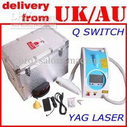 Wholesale YAG Laser Tattoo Eyebrow EYELINE REMOVAL Q SWITCH Machine