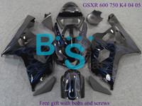 Wholesale Free gift with bolts and screws fits for GSXR K4 GSXR K4 fairing VO45