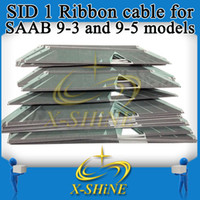 Car Diagnostic Cables and Connectors For Saab SID 1 Ribbon cable  New arrival SID 1 Ribbon cable for SAAB 9-3 and 9-5 models, flat lcd connector