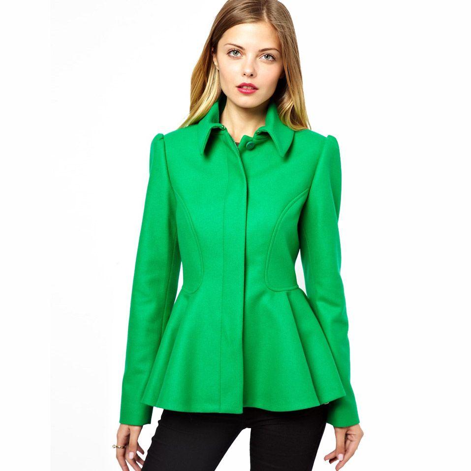 Green Jacket Blazer | Fashion Ql