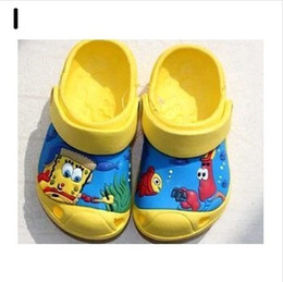 Wholesale Retail Hot Selling Summer Fashion Kids Garden Cartoon EVA Shoes Children Beach Sandals Slippers colors
