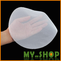 Wholesale New Silicone Pad Mats For Steamer Buns Anti oil Nonstick Baking Mat cm amp Inch cm amp Inch