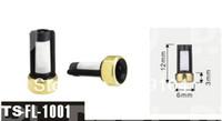 Wholesale 200pcs BRASS PLASTIC auto parts fuel injector filter TS