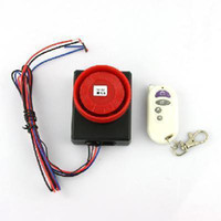 Gps Tracker   Anti-theft Remote Control Motorcycle Safety Security Vibration Sensor Alarm 12V GPS Tracker