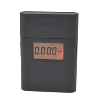 Wholesale Patent AT digital alcohol tester with mouthpiece