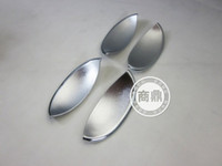 Wholesale New Chrome Door Handle Bowl Cover For Peugeot car trim