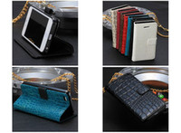 Cheap Leather Wallet stand Case Best For Apple iPhone leather apple iphone