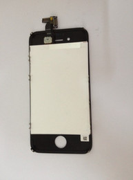 New Arrival LCD Display+Touch Screen Digitizer +Frame ,Original Full Assembly Front for iPhone 4