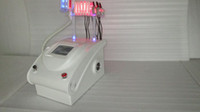 Wholesale Vacuum Lipolysis nm DIODE LIPO Laser FAT Reduction Cold Cryolipolysis Cooling Therapy Lipolysis Cellulite Freezing MACHINE