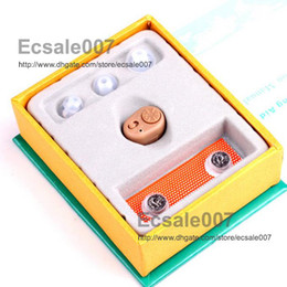 Wholesale Brand New easy Adjust In Ear Hearing Aid Aids K86