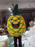Wholesale Pineapple Mascot Costume Fancy Dress Outfit