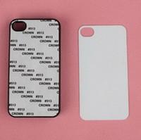 Plastic aluminium inserts - DIY Sublimation Plastic Cover Case Metal Aluminium Sheet Inserts Case for iPhone S G