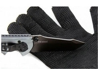Wholesale Brand Anti Slash Cut Static Stainless Steel Wire Glove Effective Protection