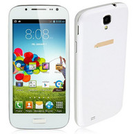 Wholesale Mini S4 Mini i9500 inch screen Wifi TV Dual Sim FM QuadBand Cell Phone