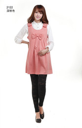 Wholesale Fashion Maternity Dress autumn winter pregnant women dress