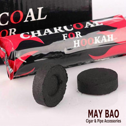 Wholesale Charcoal Coals for Hookah Shisha Pipe Smoking Nargila Charcoal Tablets Magic Lite for Hookahs Quick Start Tablet tablet