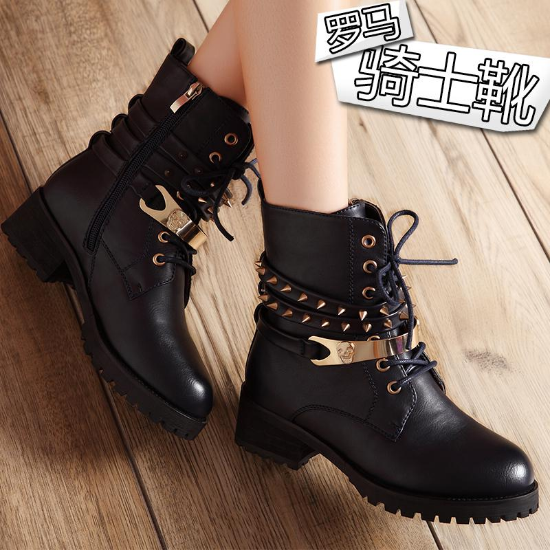 Women's Fashion Boots Cheap Fashion Ankle Boots Women