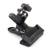 Wholesale Metal Clip Clamp inch Adapter Screw for Camera Tripod Flash Holder Bracket