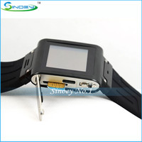 Wholesale Waterproof Smart Watch Phone W838 MTK6253 GB With Camera Bluetooth FM JAVA GSM MHz Best Gift for Kids
