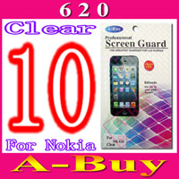 Wholesale Screen Protector Guard Film For Nokia Lumia With Retail Package