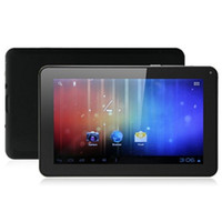 Wholesale Best Quality Inch A13 Tablet PC With Android MB RAM GB WIFI Camera Video Chat MID DHL Shipping
