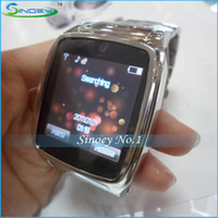 Wholesale Smart Watch Phone TW810 Support GSM Quad Band Java Bluetooth MP3 MP4 Camera