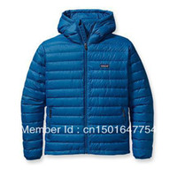 Wholesale Men s super light warm down jacket European imports volume goose feather easy to carry the winter promotion