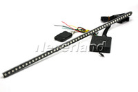 Wholesale Neverland Waterproof Color cm LED RGB Flash Car Strobe Knight Rider Light Strip Kit
