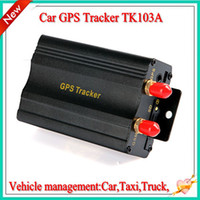 TK103A Vehicle GPS Tracker Real Time Online Tracking Platfor...