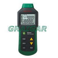 Wholesale MS5908 TRMS voltage GFCI RCD Tester Circuit Analyzer