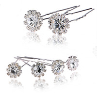 Wholesale Best Hair Jewelry Diamond Jewelry Bridal Accessories Girls Hair Barrettes Headdress KH501