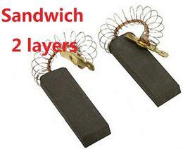 Wholesale washing machine carbon brush carbon brushes for siemens bosch balay neff