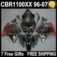 7gifts For HONDA CBR1100XX Blackbird 1996 2007 CBR 1100XX Re...