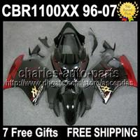 7gifts For HONDA CBR1100XX Blackbird 1996 2007 CBR 1100XX Re...