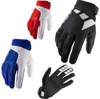 Wholesale Newest Men Racing Bomber Motocross Gloves For Fox Padded Motorcycle Mountain Biking Moto bicycle dirt bike Cycling Gloves Mix pairs
