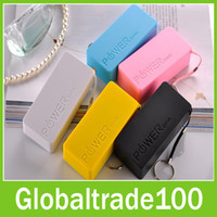Wholesale 5600mAh Power Bank Perfume Fragrance Portable External Battery Charger for iPhone S Samsung S3 S4 HTC