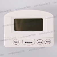 Wholesale NEW High quality Mini LCD Home Cooking Kitchen Count Down Digital Timer MYY5801