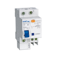 Wholesale Residual Circuit Breaker CHINT DZ47LE series Modular DIN Rail Products RCBO