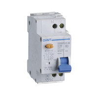 Wholesale Residual Circuit Breaker CHINT DZ267LE C10 series Modular DIN Rail Products RCBO