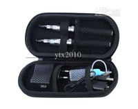 batteries electronic gifts - Ego kit E cigarette EGO CE4 atomizer with long wick EGO double kit battery atomizer e electronic cigarettes with ego gift box