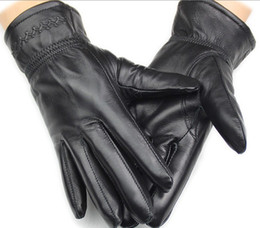 Womens' 100% Real Leather Gloves goat Leather skin gloves LEATHER GLOVES Womens 10pairs lot #1346
